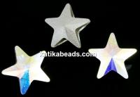 Swarovski, fancy star, aurora borealis, 10mm - x1