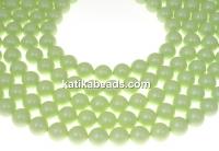 Swarovski pearl, pastel green, 5mm - x100