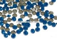 Swarovski, chaton pp21, caribbean blue, 2.8mm - x20