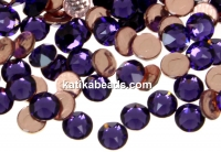 Swarovski, hotfix, ss10, purple velvet, 2.7mm - x20