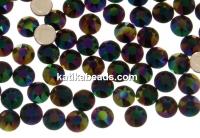 Swarovski, hotfix, ss12, rainbow dark, 3mm - x20