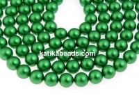 Swarovski pearl, eden green, 3mm - x100