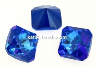 Swarovski, fancy Kaleidoscope, Royal Blue DeLite, 10mm - x1