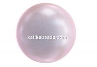 Swarovski pearl, iridescent dreamy rose, 10mm - x20
