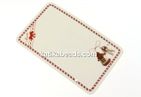 Carton martisor, canafi traditionali, 9x5.5cm- x50