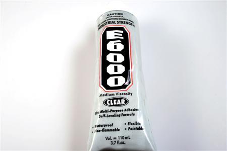 Strong glue E6000