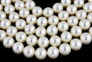 Swarovski pearl, cream, 4mm - x100