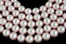 Swarovski pearl, rosaline, 12mm - x10
