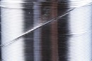 Wire, 925 silver, medium hardness, 1mm - x1m