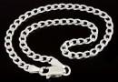 Bracelet, 925 silver, 19cm - x1