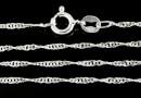 Chain, 925 silver, 55cm - x1