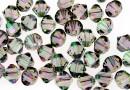 Swarovski, bicone bead, paradise shine, 4mm - x20