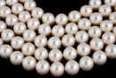 Swarovski pearls, creamrose, 14mm - x2