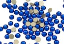 Swarovski rhinestone, capri blue, ss7, 2.15mm - x20