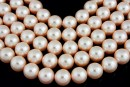 Swarovski pearls, peach, 16mm - x1