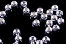Decorative beads, 925 silver, 3mm, inside0.8mm - x20