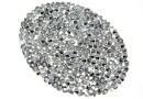 Swarovski, rocks pendant, comet argent light, 50mm - x1