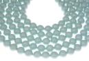 Swarovski pearl, pastel blue, 6mm - x100
