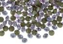 Swarovski, chaton pp21, violet diamond touch, 2.8mm - x20