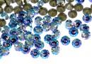 Swarovski, chaton pp14, light sapphire shimmer, 2mm - x20