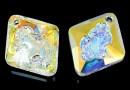 Swarovski, growing pendant, aurora borealis, 26mm - x1
