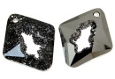 Swarovski, growing pendant, silver night, 36mm - x1