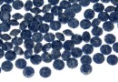 Swarovski, chaton PP18, marbled blue, 2.5mm - x20