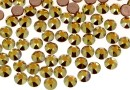 Swarovski, hotfix, ss12, metallic sunshine, 3mm - x20
