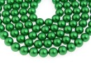 Swarovski pearl, eden green, 6mm - x100