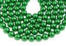 Swarovski pearl, eden green, 12mm - x10