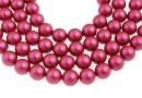 Swarovski pearl, mulberry pink, 8mm - x50